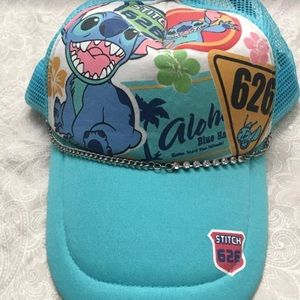 Lilo and Stitch Blue hat